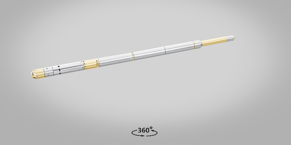 Well Cleaner Downhole Jetting Tool 360 (20)