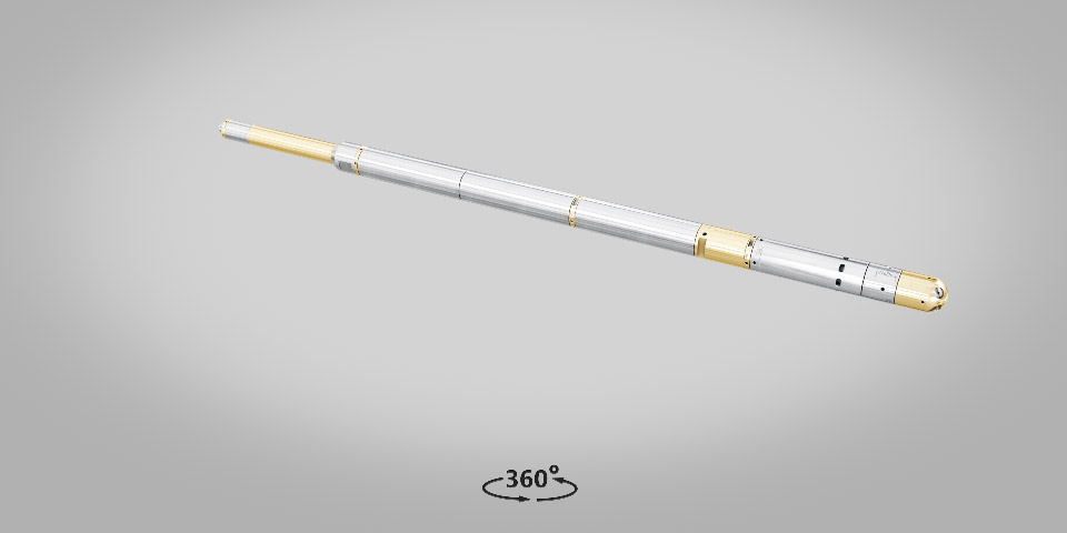 Well Cleaner Downhole Jetting Tool 360 (30)